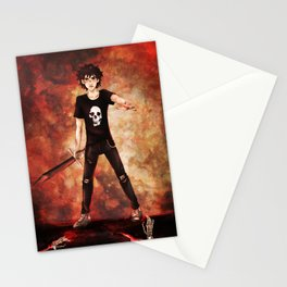 Son of the Underworld Stationery Cards
