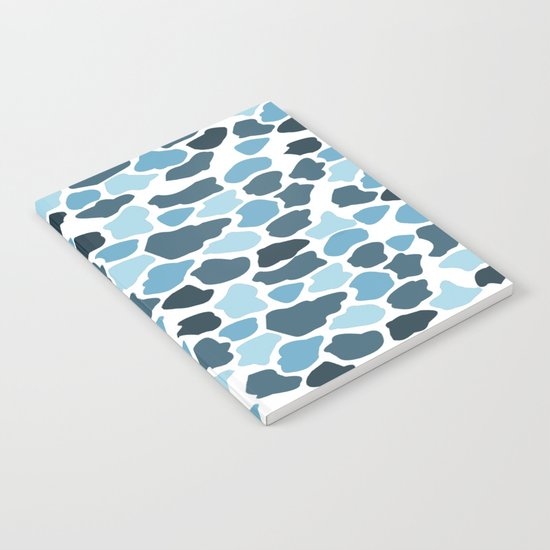 Abstract pattern 15 Notebook