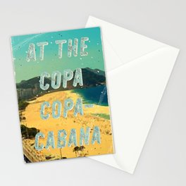 At the Copa Copacabana #1 – A Hell Songbook Edition Stationery Cards