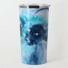 Waves of Light Travel Mug