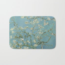 Vincent van Gogh - Almond Blossoms 1890 Bath Mat