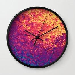 Arboreal Vessels - Aorta Wall Clock