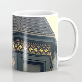 Old Brass With Top Gold - Nailed It Coffee Mug