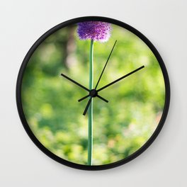 A tall one Wall Clock