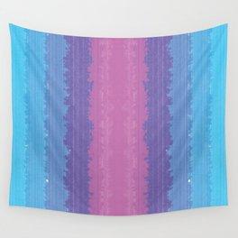 SnowBlue! Wall Tapestry