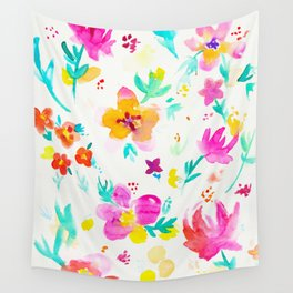 A Little Tropical Wall Tapestry