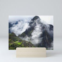 Macchu Peek-Chu Mini Art Print