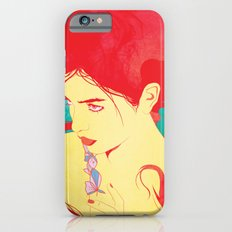 RED HAIR iPhone 6s Slim Case