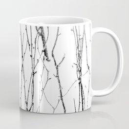 Stickers Nature Abstract Print Coffee Mug