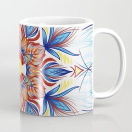 Colorado Mandala  Coffee Mug