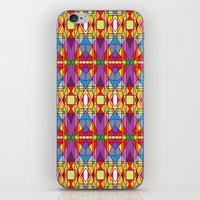 dna iPhone & iPod Skins featuring DNA by Katherine Farah