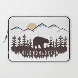 Wild Nomad Crew Laptop Sleeve