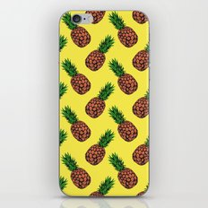 Neo-Pineapple - Mellow Yellow iPhone & iPod Skin