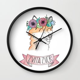 Zvita Zver Wall Clock