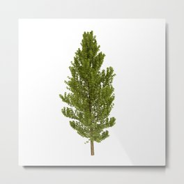 Single tree Metal Print