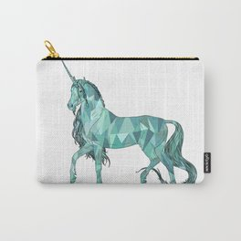 Unicorn prism Carry-All Pouch