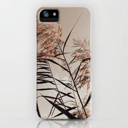 Seasonal Shift | Minimalist Natural | Fall Fields iPhone Case
