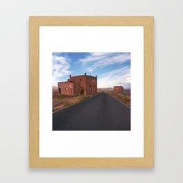 La Calahorra, 2012 Framed Art Print