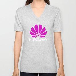 Huawei KO: Huwaway Unisex V-Neck