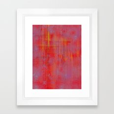 Speed ​​of Dreams Framed Art Print