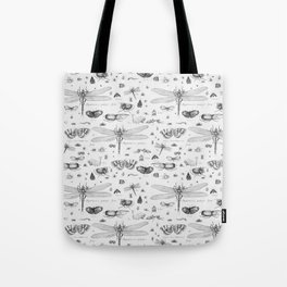 Braf insects Tote Bag