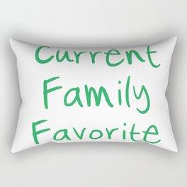 Current Family Favorite Rectangular Pillow