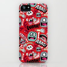 AAAGHHH! PATTERN! iPhone (5, 5s) Slim Case