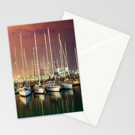 Barcelona Yacht Club Stationery Cards