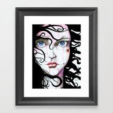 180312 Framed Art Print