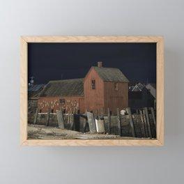 Historic Motif #1 Framed Mini Art Print