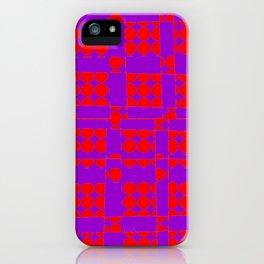 PETITS POIS iPhone Case