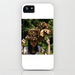 Blend In iPhone Case