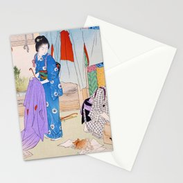 Mizuno Toshikata - DOYOBOSHI - Top Quality Image Edition Stationery Cards