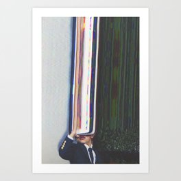 Vogue #6 Art Print