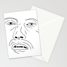 Mad Mads Stationery Cards