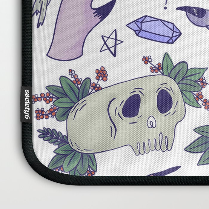 Witch tools Laptop Sleeve