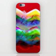 Ocean-Race  no11 iPhone & iPod Skin