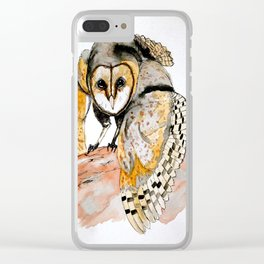 The Sighting Clear iPhone Case