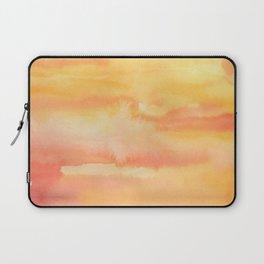 Apricot Sunset Laptop Sleeve