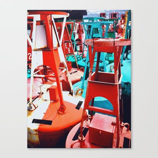 Buoy O'h Buoy Canvas Print