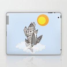 Castle in the sky Laptop & iPad Skin