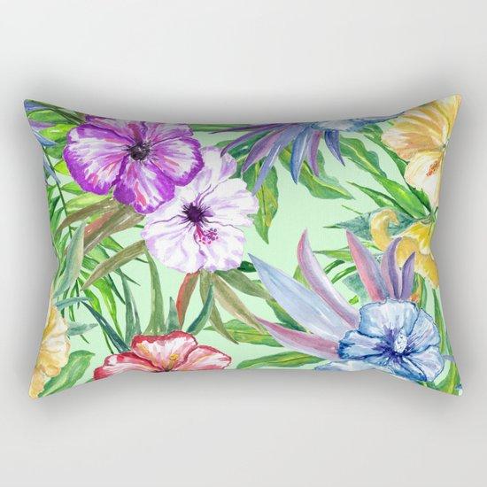 Tropical Summer #14 Rectangular Pillow