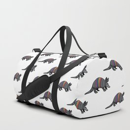 Rainbow Armadillo Duffle Bag