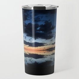 The Mirror on Antelope Island Travel Mug