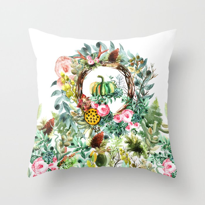 Kruger Decorative Throw Pillow in 2020