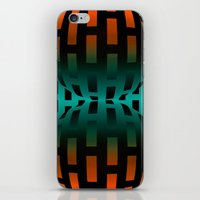 bond iPhone & iPod Skins featuring Strong Bond by Andy Readman @ AR2 Studio