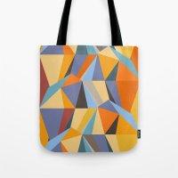 metropolis Tote Bags featuring Metropolis by Norman Duenas