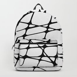 Black lines Backpack