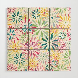 Spring Fling Wood Wall Art