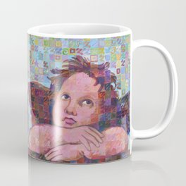 Sistine Cherub No. 2 Coffee Mug